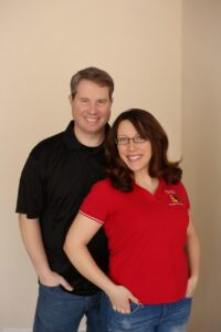 Picture of Mark and Sarah Horwich